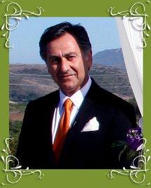 Wedding Officiant Morteza Mohtashami